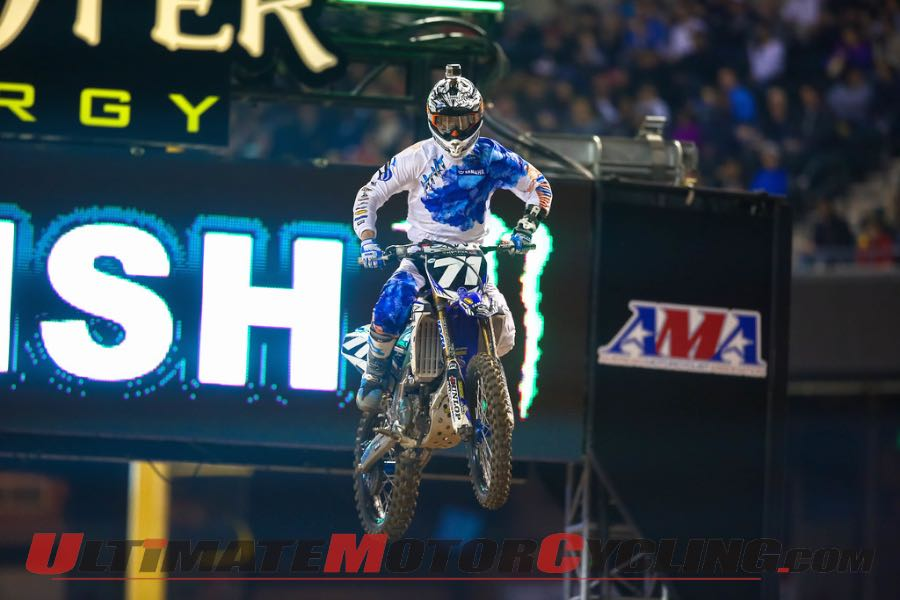 Yamaha's Cole Martinez | Exclusive Supercross Interview