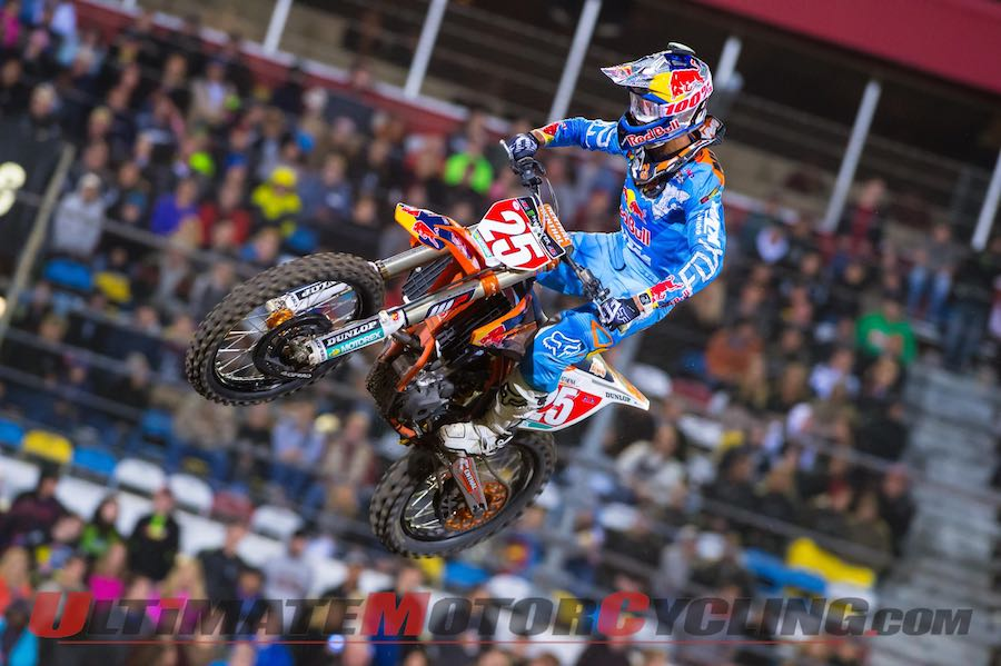 2015 Daytona 250SX Commentary | Upside/Downside