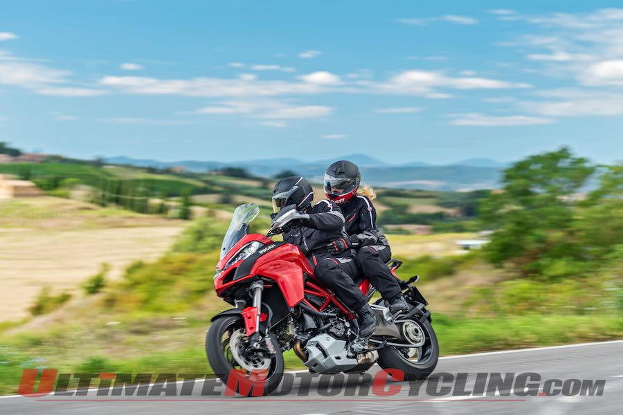 2015 Ducati Dream Tour | Five Ducatisti Opportunities