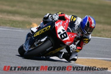 GEICO Suzuki's Ulrich Set for MotoAmerica Debut