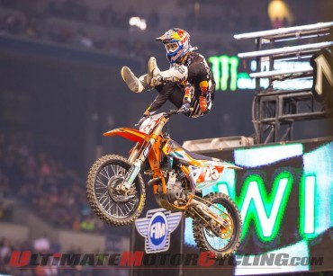 Musquin Takes Easy Indy 250SX Win | Supercross Results and Coverage