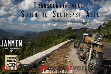 Ride Myanmar - Transcontinental Expedition on Royal Enfields