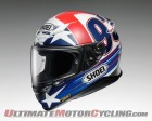 Indy Marquez TC-2 Shoei side view
