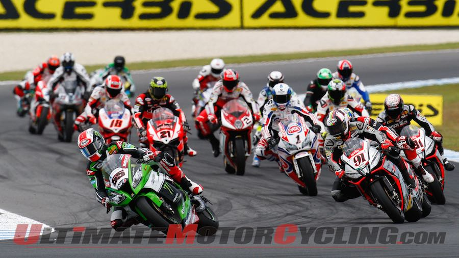 2015 Thailand World Superbike Preview | Chang Debut Jonathan Rea
