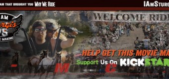 Why We Ride Films Kicks Off Crowd Funding for 'I AM STURGIS'