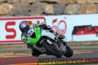 Kawasaki's Sofuoglu Wins Aragon World Supersport 2015