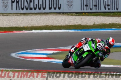 2015 Assen World Superbike Results | Rea Takes 2