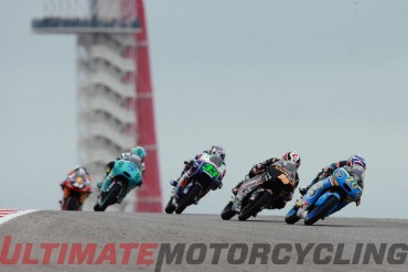 2015 Austin Moto3 Results from Circuit of the Americas