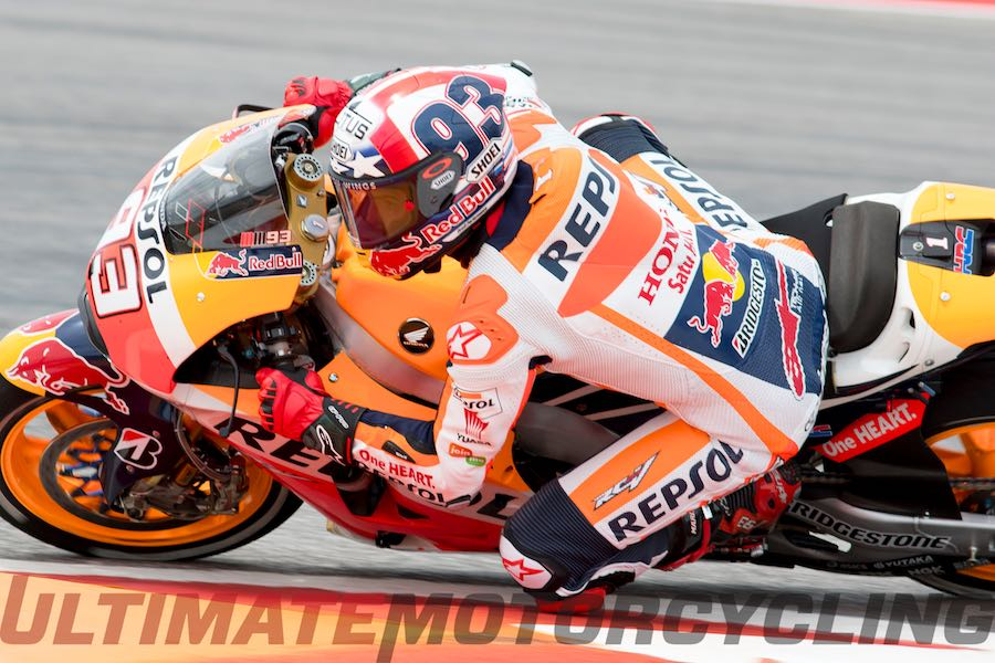 Marquez Redeems Himself in Austin MotoGP Friday Practice