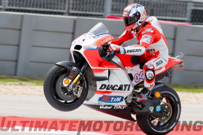 2015 Austin MotoGP Results from Circuit of the Americas Dovizioso