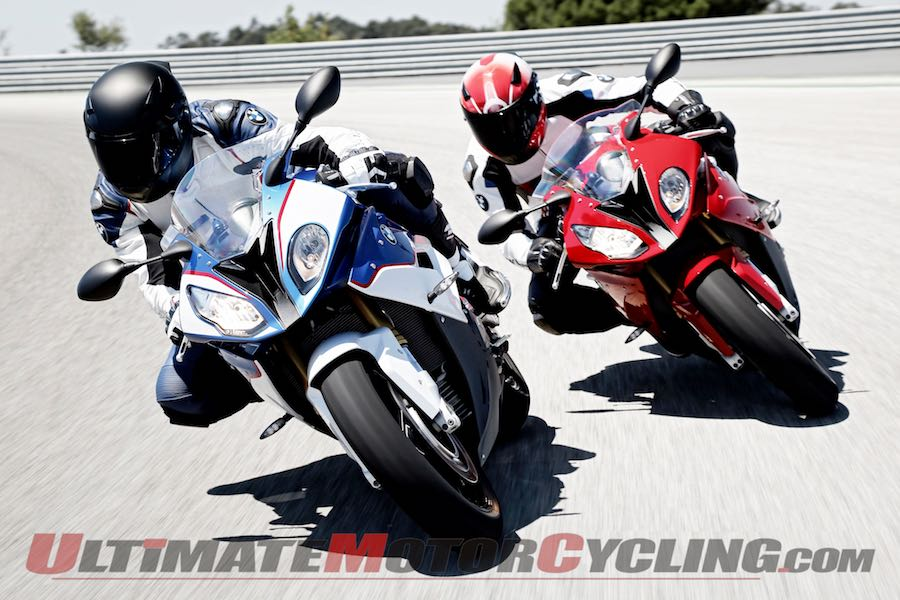 BMW Joins American International Motorcycle Expo 2015 BMW S1000RR
