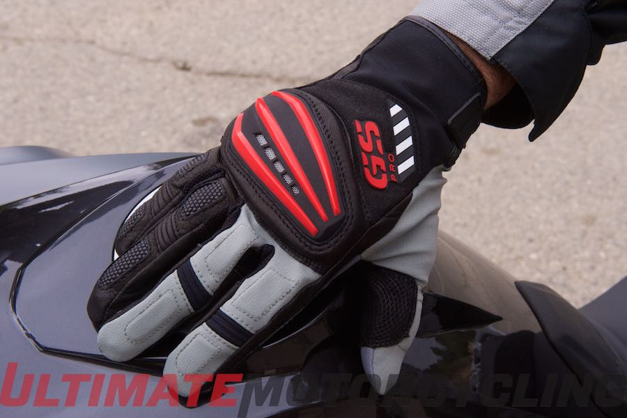 BMW Rallye GS Pro Glove Review | Summer ADV Glove