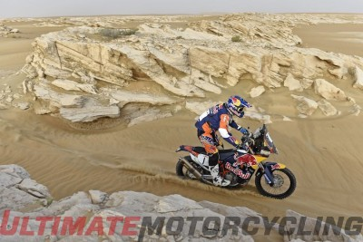Unstoppable Coma Wins Sealine Rally for KTM - Again