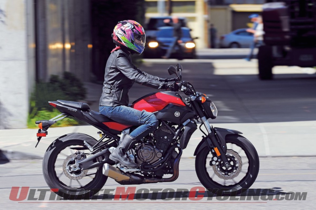 A Dozen 2015 Ultimate Motorcycles Under $10k FZ-07