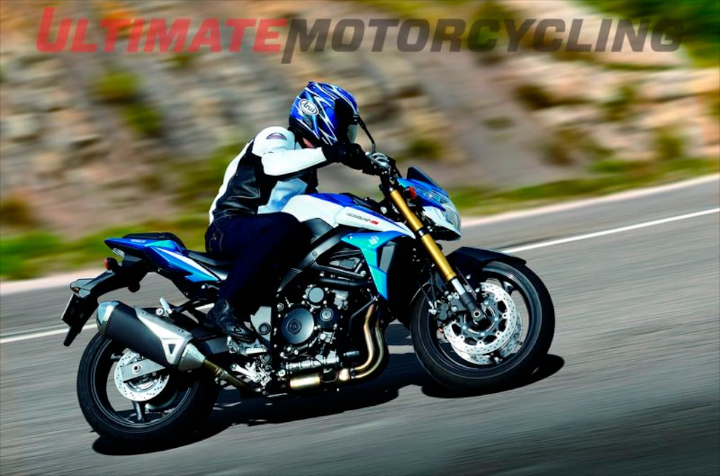 A Dozen 2015 Ultimate Motorcycles Under $10k GSX-S 750