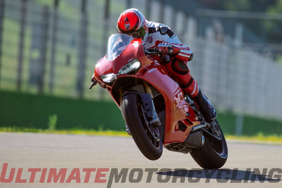 Join Ducati Rev's & RideHVMC New York Safety Track Event