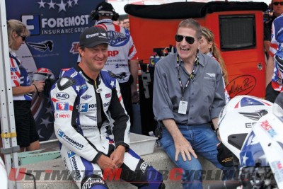 Erik Buell Racing Ceases Operations Erik and Larry Pegram
