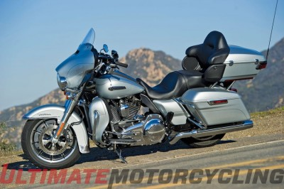 2015 Harley-Davidson Electra Glide Ultra Classic Low Test