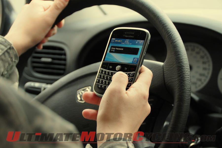 MSF Reminder - April is Distracted Driving Awareness Month