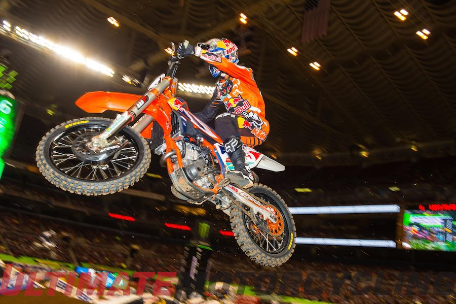 2015 New Jersey Supercross Preview - Only 2 Rounds Remain Ryan Dungey