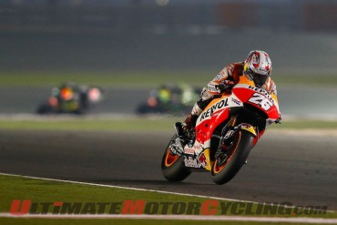 MotoGP: Pedrosa Heads for Arm Surgery; Aoyama to Substitute