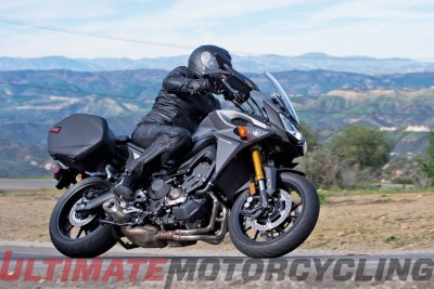 2015 Yamaha FJ-09 Test | Love at First Twist