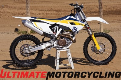 2015 Husqvarna FC350 Review | New to US MX Market