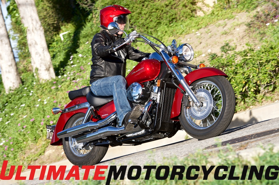 2015 Honda Shadow Aero Review | Simple & Reliable Cruising on Turns