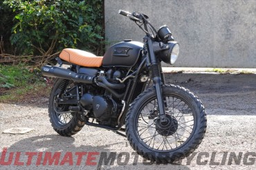 10 Steps to Create Your Own Beckham Triumph Scrambler front
