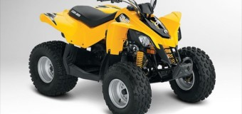 BRP Recalls 12,500 Can-Am Youth ATVs
