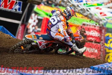 2015 East Rutherford 250SX Upside/Downside Marvin Musquin