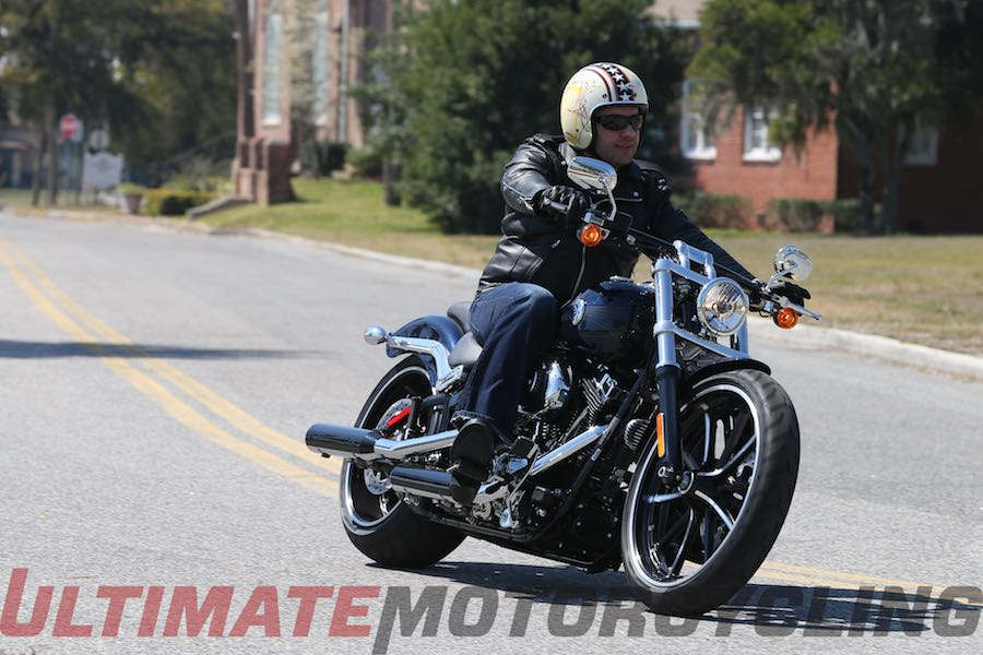 'Just Ride' During Harley-Davidson World Ride in June