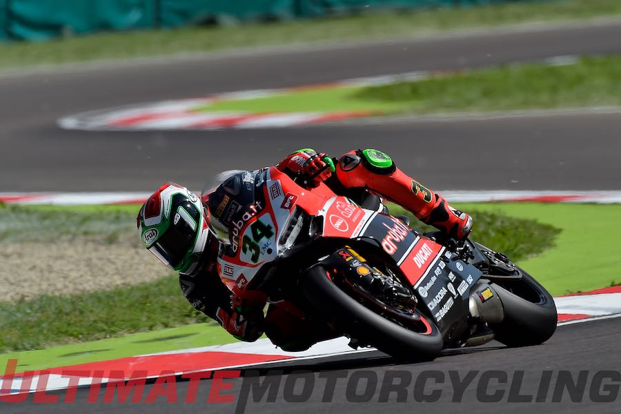 SBK Imola Superpole | Ducati's Giugliano Returns, Earns Pole