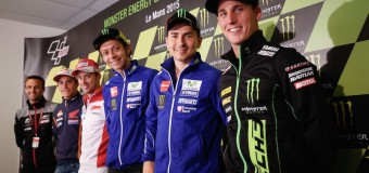 2015 Le Mans MotoGP Officially Underway