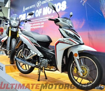 Top Motorcycles of China's Canton Fair 2015