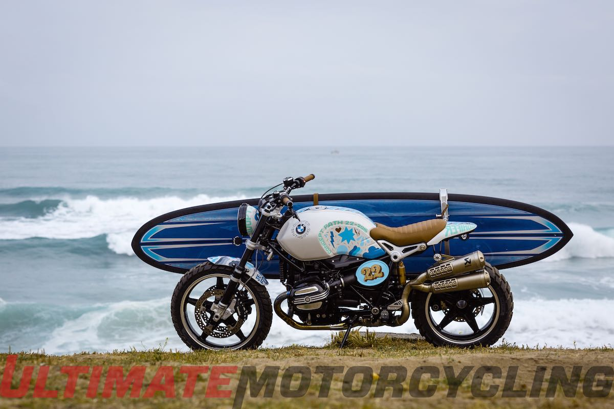 BMW Concept Path 22 - Custom R nineT for Beach Culture