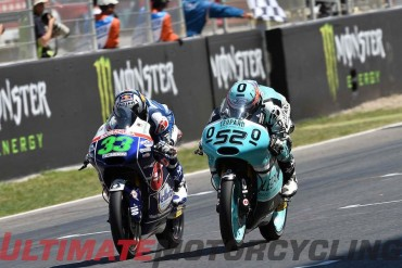 Catalunya Moto3 2015 Results | Kent by 0.035 of a Second!