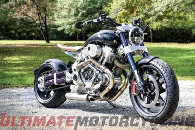 Confederate X132 Hellcat Speedster Review | Refining Rebellion right side