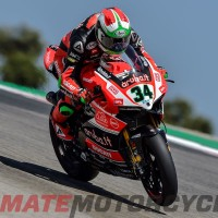 Ducati's Giugliano Leads Way Friday at Portimao SBK