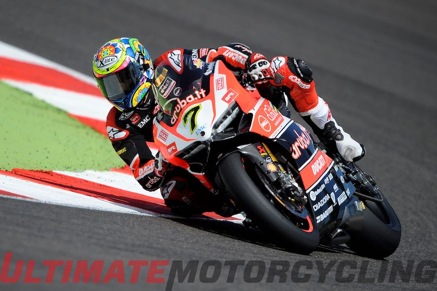 Ducati Superbike Podiums Reach 800 at Misano