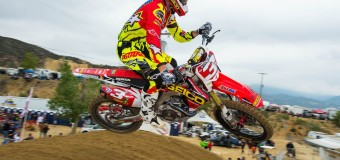 Eli Tomac Shoulder Injury Denies Motocross Title Hopes