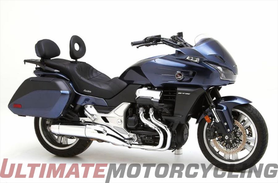 Honda CTX 1300 Corbin Seat - Dual Saddle Released