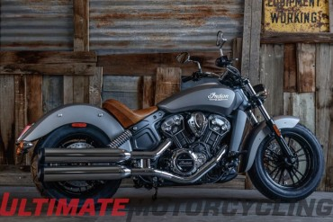 Indian: Official Motorcycle of 2015 Hollister Freedom Rally