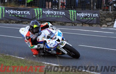 2015 Isle of Man TT Friday Qualifying | Anstey Untouchable
