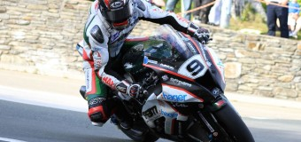Isle of Man TT Thursday Qualifying – Hutchy Breaks 130mph