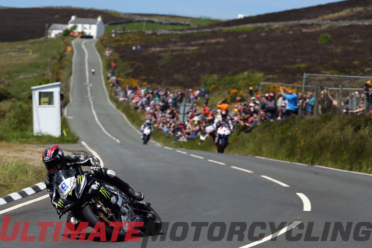 2015 Isle of Man TT Supersport 2 Results | Hutchy Dominates long view