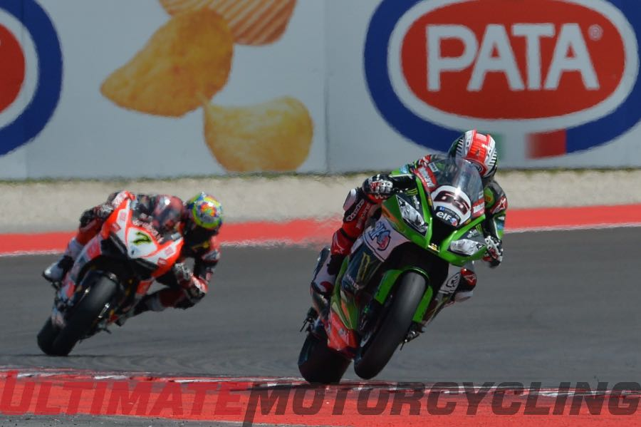 Misano SBK 2015 Commentary | Upside/Downside Rea