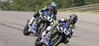 2015 Barber MotoAmerica Superbike Results | R1 Domination