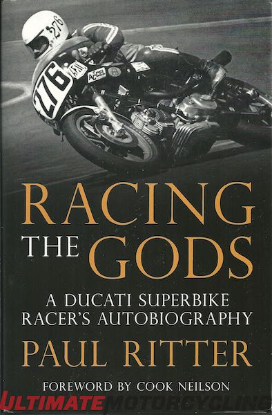 Racing the Gods – A Ducati Superbike Racer's Autobiography | Review