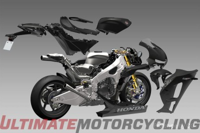 2016 Honda RC213V-S Confirmed for US | The Price - $184K carbon fiber